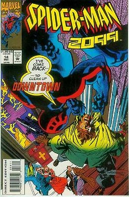 Spiderman 2099 # 14 (USA, 1993)