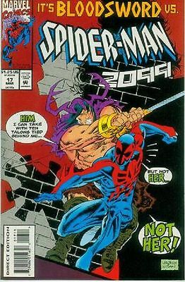 Spiderman 2099 # 17 (USA, 1994)