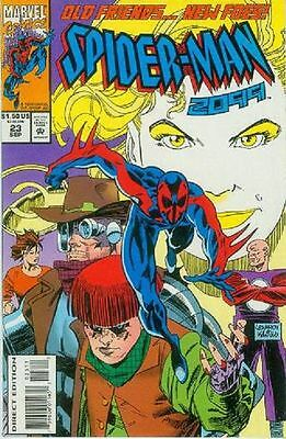 Spiderman 2099 # 23 (USA, 1994)