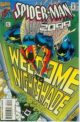 Spiderman 2099 # 27 (USA, 1995)