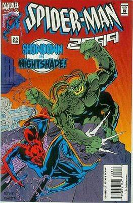 Spiderman 2099 # 28 (USA, 1995)
