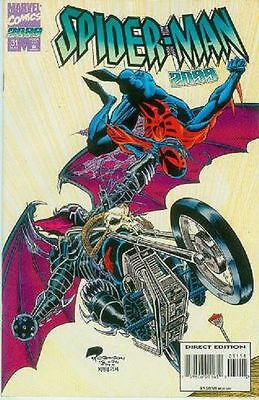 Spiderman 2099 # 31 (USA, 1995)