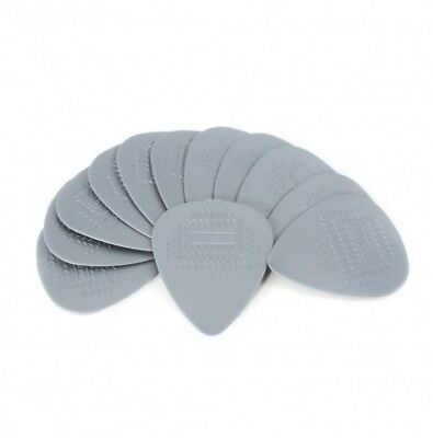 Jim Dunlop 449P.60 Nylon Max Grip Guitar Pick Player Pack (Pack of 12)