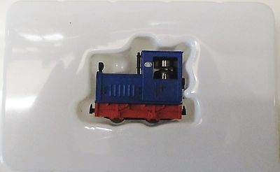 Minitrains 5013 - Diesel Locomotive in Blue - New (009/HOe Narrow Gauge)