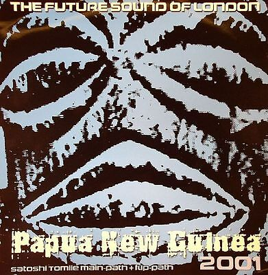 """FUTURE SOUND OF LONDON, The - Papua New Guinea 2001 - Vinyl (2nd 12"""")"""