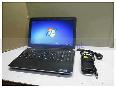 "DELL Latitude E5530 Core-i5 15,6"" TFT inkl. Windows 7 Prof. A-Qualität"