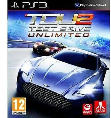 Test Drive Unlimited 2 (Ps3) ITALIANO