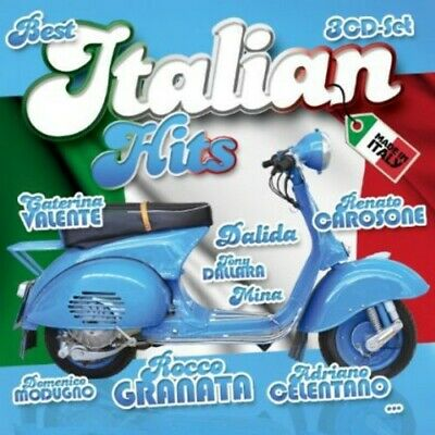 Various Artists - Best Italian Hits: 50 Hits from 50s & 60s / Various [New CD]