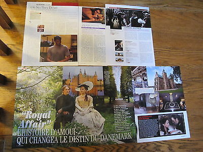 Mads Mikkelsen French Us Clippings
