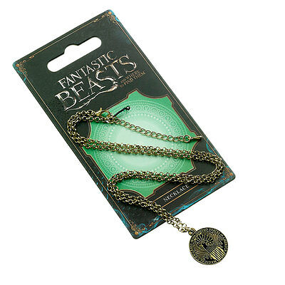 Les Animaux fantastiques collier Macusa Magical congress FB official pendant