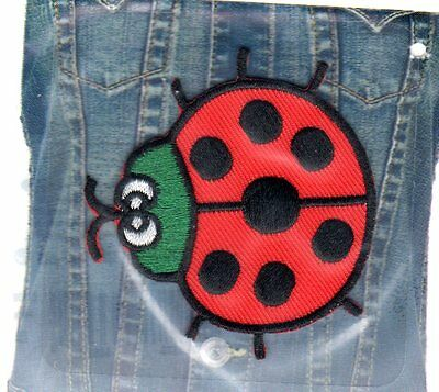 Patch Ecusson Thermocollant COCCINELLE Pos 41
