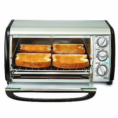 Bella Toaster Oven 14326 4-Slice Toaster Oven - Toast , Bake , Broil , and More
