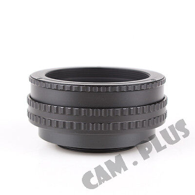 17mm to 31mm M52 To M42 Lens Adjustable Focusing Helicoid Macro Tube Adapter