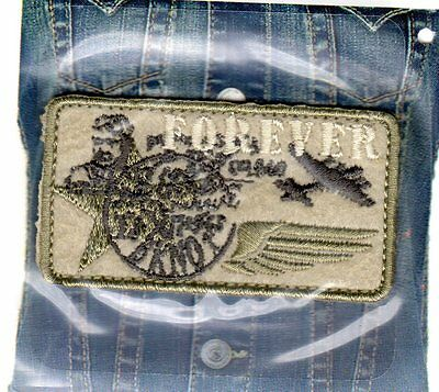 Patch Ecusson Thermocollant AVION FOREVER  Pos 45