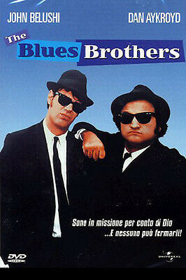 The Blues Brothers  Dvd Musicale