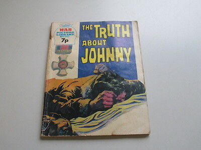 Acceptable - The Truth About Johnny (War Picture Library, No. 940)  1962 IPC Mag