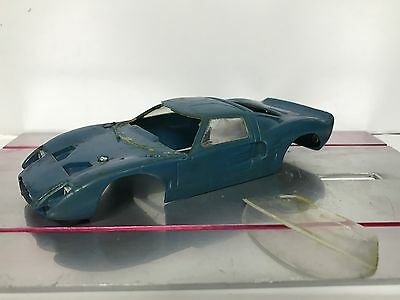 Scalextric Vintage Slot COX FORD GT 1:32