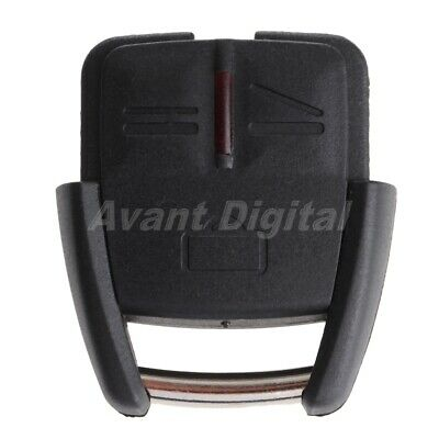 3 Button Remote Key Fob Case Shell for Astra Omega Signum Vauxhall Opel Vectra