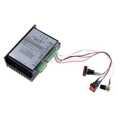 AC 20-110V input DC Motor Speed Controller Board PWM Spindle 2000W for MACH3