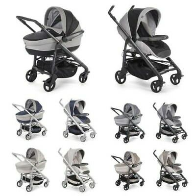 Chicco Pushchair Duo Set Love Motion Choice of colours NEW