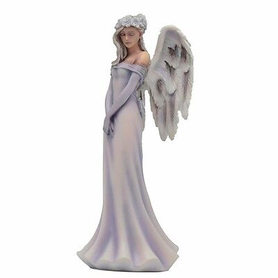 Forgiveness Angel Figurine Jessica Galbreth Vintage Angel Collection Munro