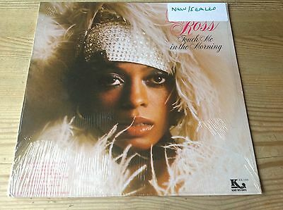 Diana Ross Touch Me In The Morning 1977 Kory Records Usa Vinyl Lp* New / Sealed