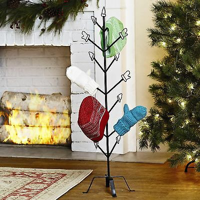 Hat Gloves and Mitten Drying Tree / Rack / Stand