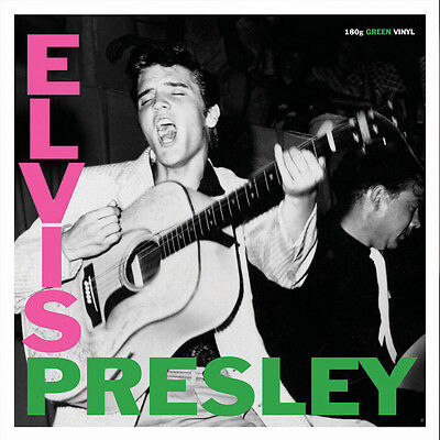 Elvis Presley (180g Green Vinyl LP) NEW/SEALED