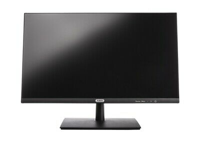 ABUS TVAC10060 Full HD LED Monitor 24 Zoll HDMI DVI VGA Audio