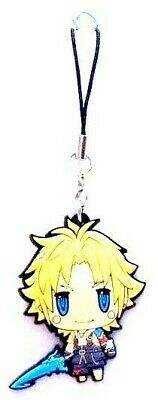 Final Fantasy 10 X FF10 FFX Trading Rubber Cell Phone Strap Vol. 3 Tidus