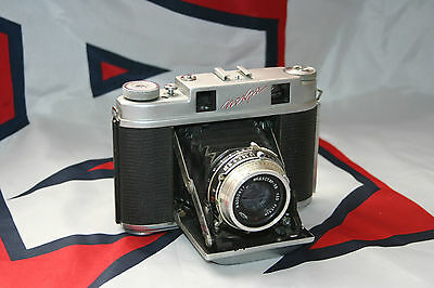 ISKRA 6x6 camera with Industar-58 USSR
