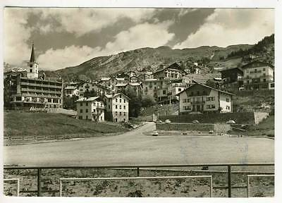 e8369  Cartolina G-OR Aosta  Valtournanche panorama anni 1960