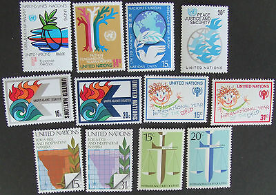 1979 United Nations mint unmounted stamps