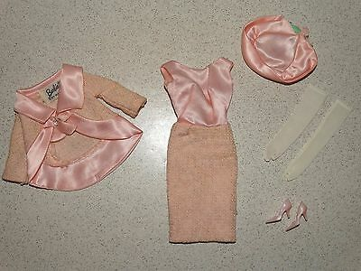 Barbie:  VINTAGE Complete FASHION LUNCHEON Outfit!