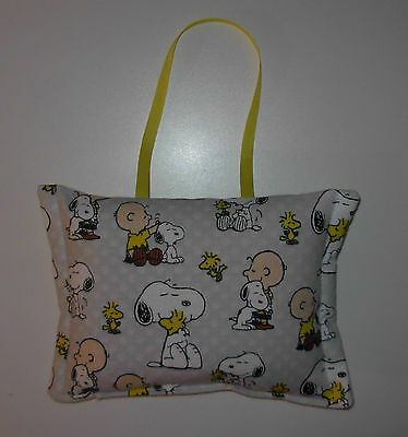 Tooth Fairy  Pillow -  Charlie Brown - Snoopy