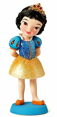 Snow White Little Princess Collection Growing Up  -  Enesco Disney Figurine