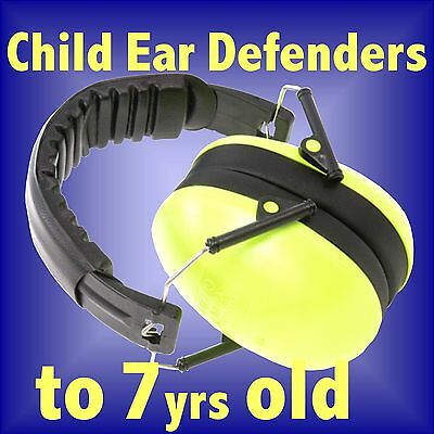 CHILDRENS EAR DEFENDERS muffs hearing small kids child junior protection 315357