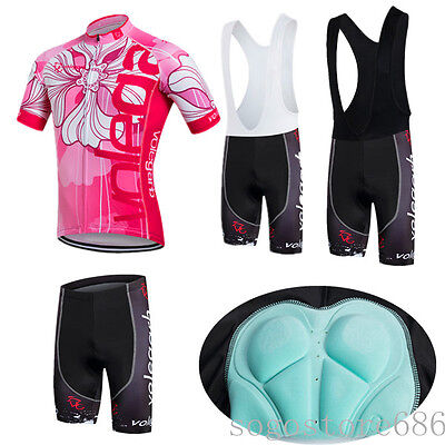 Men's Cycling Bike Wear Suit Jersey Shorts Bicycle Sports Clothing  Short Sleeve