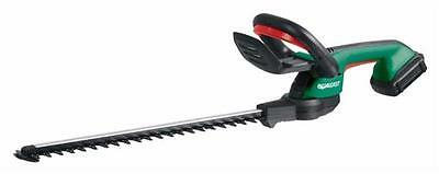 Ex Display Boxed Qualcast CHT18LA1 18v Cordless Hedge Trimmer Garden Power Tool