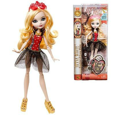 Ever After High Puppe - Spiegel-Strand Apple White