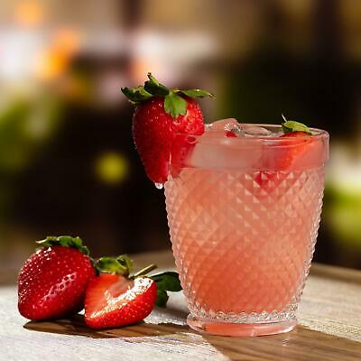 Diablo Old Fashioned Tumblers 12oz / 337.5ml - Set of 6 - Utopia Whisky Glasses