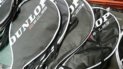 Dunlop Tennis Racket Covers - Varied Makes & Styles - New (2477)