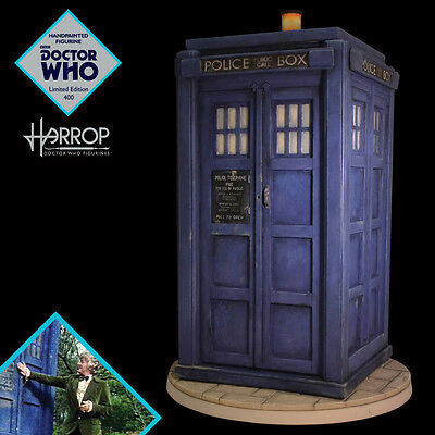 NEW! Tardis - Doctor Who Figurine - Robert Harrop - Limited Edition