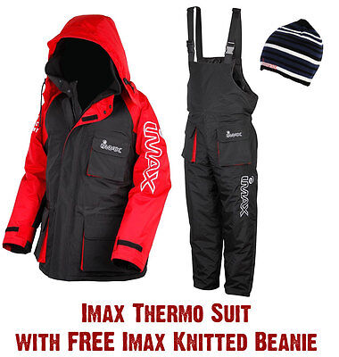 Imax Thermo Suit with FREE Imax Knitted Beanie