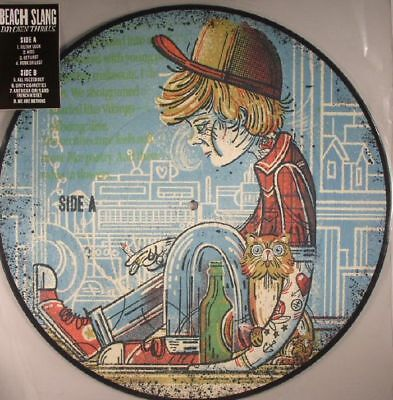 "BEACH SLANG - Broken Thrills (Record Store Day 2016) - Vinyl (12"" picture disc)"