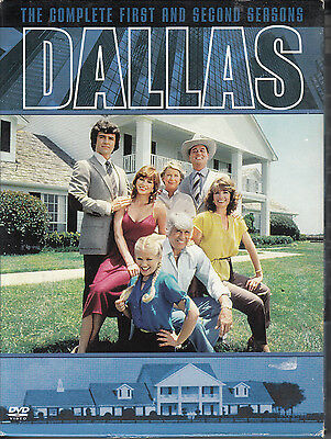 Lot of Dallas Box Sets - 29 DVDs - Dallas Seasons One through Seven - Classic TV