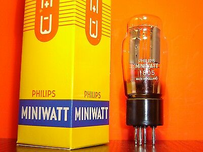 1x PHILIPS 1805 (RGN1064) RÖHRE NEU IN OVP/ NEW OLD STOCK IN BOX VACUUM TUBE