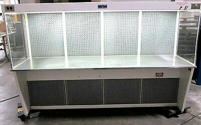 Pure Aire 960B30 Horizontal Laminar HEPA Filter Clean Room Workstation 1800 CFM