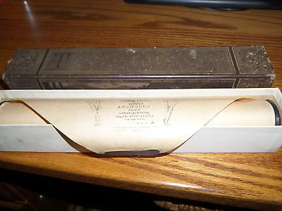 Player Music Roll Rythmodik American Piano Co.  Beauty's Eyes Copy Right 1916