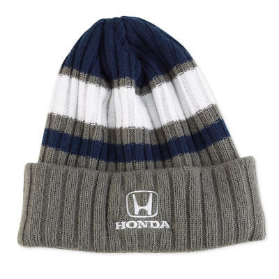 Genuine OEM Honda Lifestyle Collection Acrylic Knit Slouch Beanie Hat / Cap